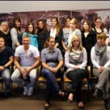 neue Azubis 2011