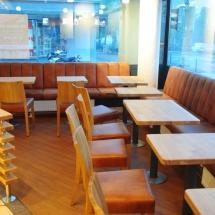 Coffee House Kiel Fensterfront