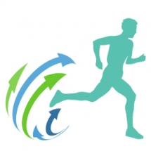 logo volkslauf nms