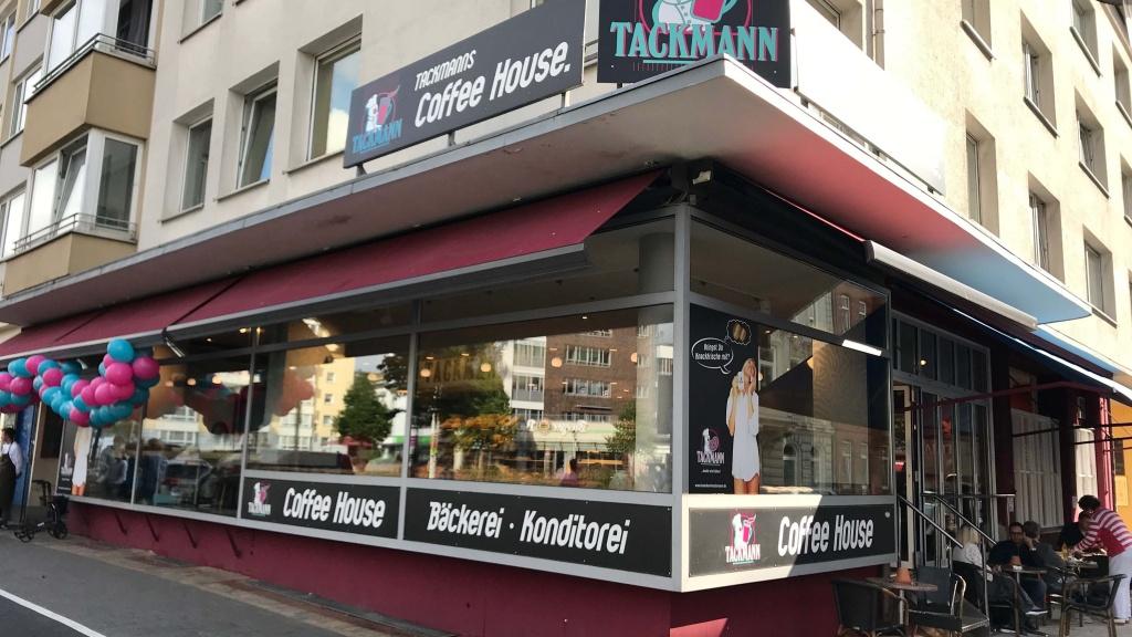 Coffee House Kiel Außenansicht